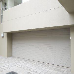 Aluminium Sectional Doors