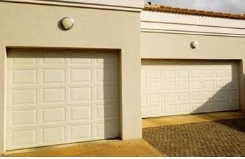 Steel Sectional Doors