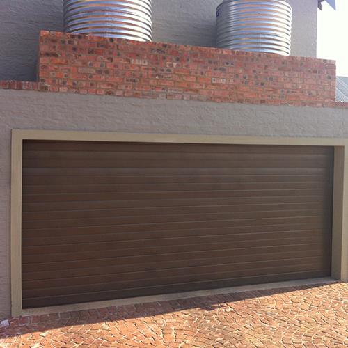 Alu Flute Aluminium Garage Doors Doors Galore